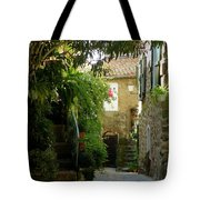 A Sweet Little Street Tote Bag