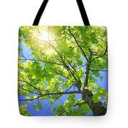 A Tall Tree Tote Bag