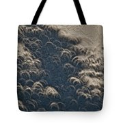 A Thousand Suns - Ring Of Fire Eclipse 2012 II Tote Bag