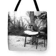 A Torn Chair Tote Bag