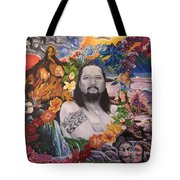 A Tribute To Willie K Tote Bag