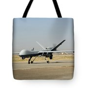 A U.s. Air Force Mq-9 Reaper Unmanned Tote Bag