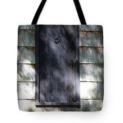 A Very Old Door Tote Bag