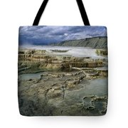 A View Across Mammoth Tote Bag