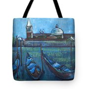 A View Of You Tote Bag