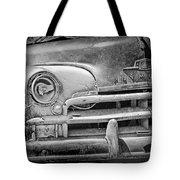 A Vintage Junk Plymouth Auto Tote Bag