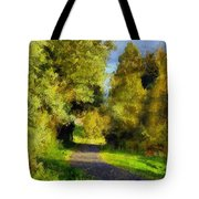 A Walk Amongst Nature Tote Bag