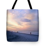 A Walk On The Beach Tote Bag