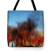 A Walk On The Esplanade Tote Bag by Dana DiPasquale