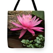 A Waterlily's Grace Tote Bag