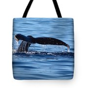 A Whale Of A Time Tote Bag