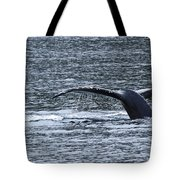 A Whale's Tale Tote Bag