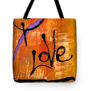 A Whirlwind Called Love Tote Bag