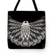 A Wise Old Owl Tote Bag