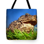 A Worm's Eye View Tote Bag