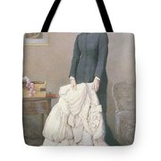 A Young Widow Tote Bag
