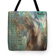A-z Mate Tote Bag