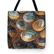 Abalones Tote Bag by Judi Bagwell