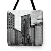 Abandoned 8834 Tote Bag