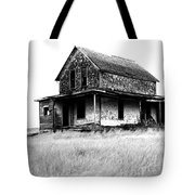 Abandoned And Alone Tote Bag