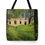 Abandoned Cider Mill Tote Bag