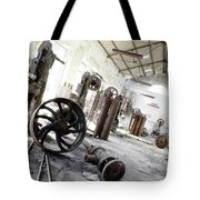 Abandoned Factory Tote Bag
