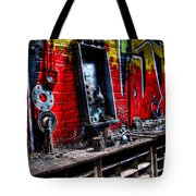 Abandoned In Richmond Virginia Tote Bag