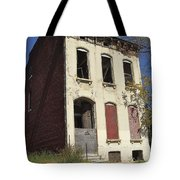 Abandoned In St. Louis Tote Bag
