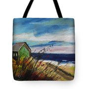 Abandoned Tote Bag by John Williams