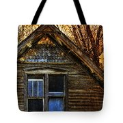 Abandoned Old House Tote Bag
