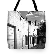 Abandoned Small Town Usa Tote Bag