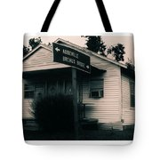 Abbeville Breaux Bridge Tote Bag