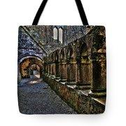 Abbey Corridor Tote Bag