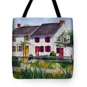 Abbott House Tote Bag