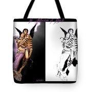 Abduction Of Psyche Tote Bag