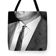 Abel Trial: Reino Hayhanen Tote Bag