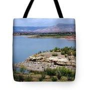Abiquiu Lake New Mexico Tote Bag