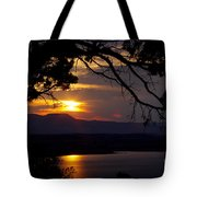 Abiquiu Sunset Tote Bag