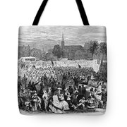 Abolition Of Slavery Tote Bag