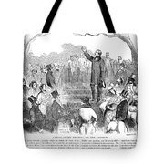 Abolition: Phillips, 1851 Tote Bag by Granger