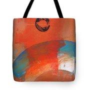 Aboriginal Ocean Tote Bag