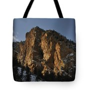 Above Red River I Tote Bag