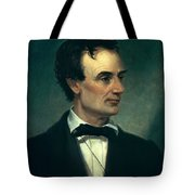 Abraham Lincoln, 16th American President Tote Bag