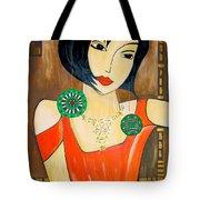 Women 447 - Marucii Tote Bag
