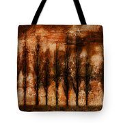 Absolution Tote Bag by Brett Pfister