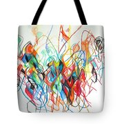 Prayer To Be Separated From Foolishness 7 Tote Bag