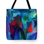Abstract 021612 Tote Bag