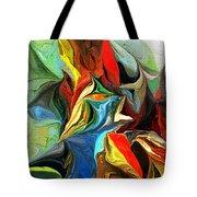 Abstract 021712 Tote Bag