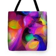 Abstract 041412 Tote Bag
