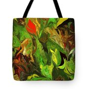 Abstract 090512a Tote Bag